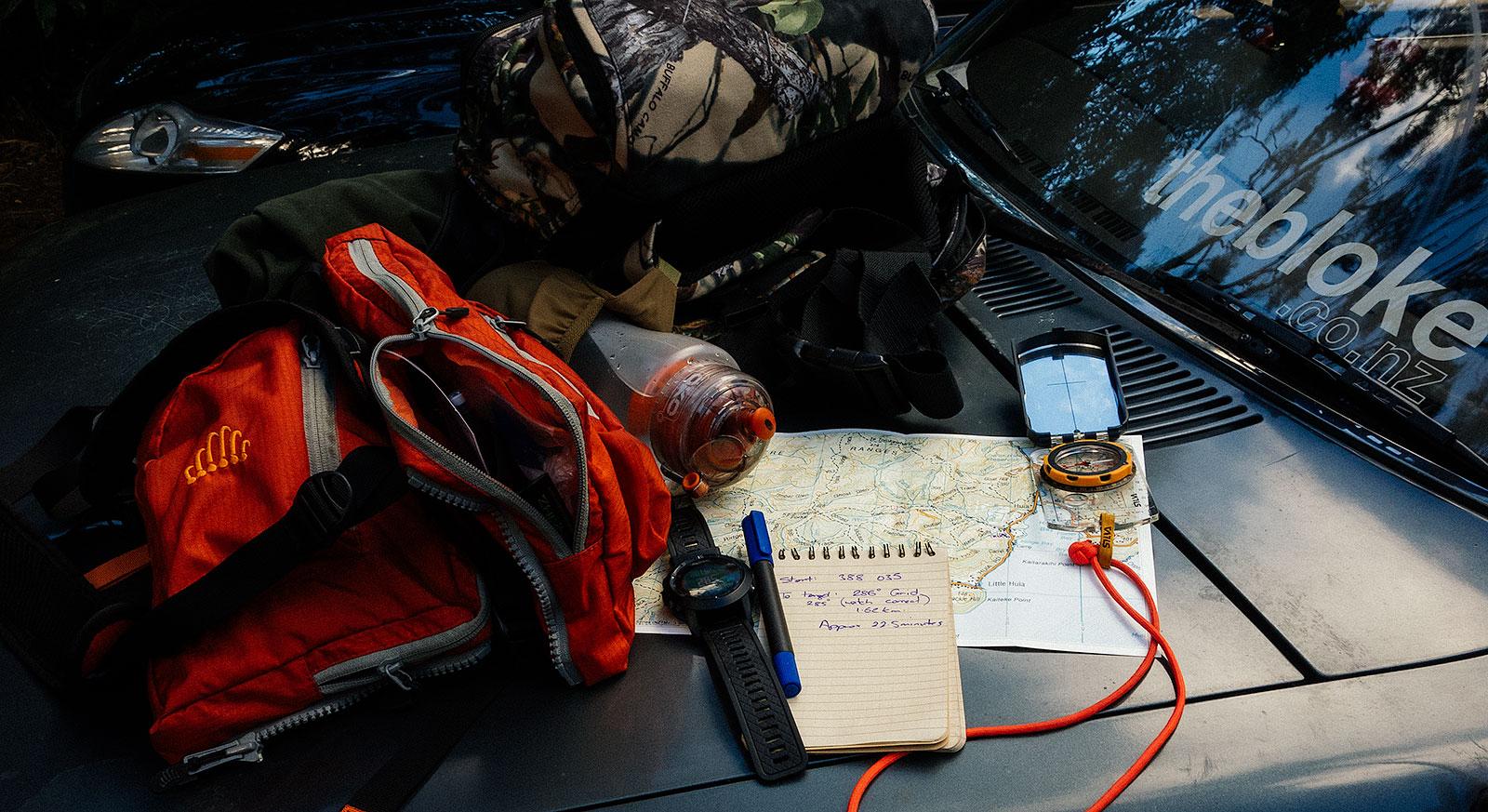 , Bush Bash – Off Track Navigation
