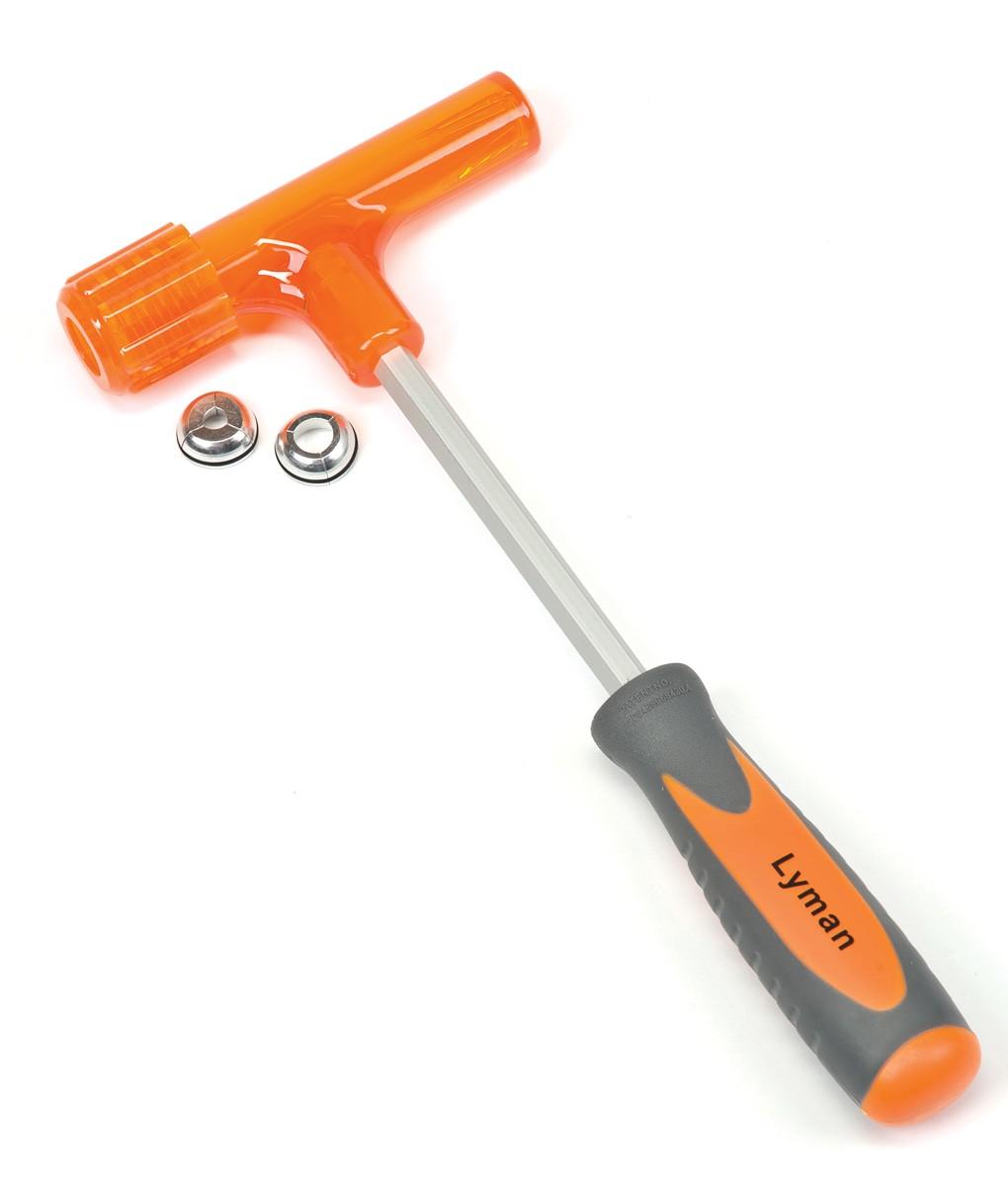 Disposing of ammo: Lyman Kinetic Bullet Puller