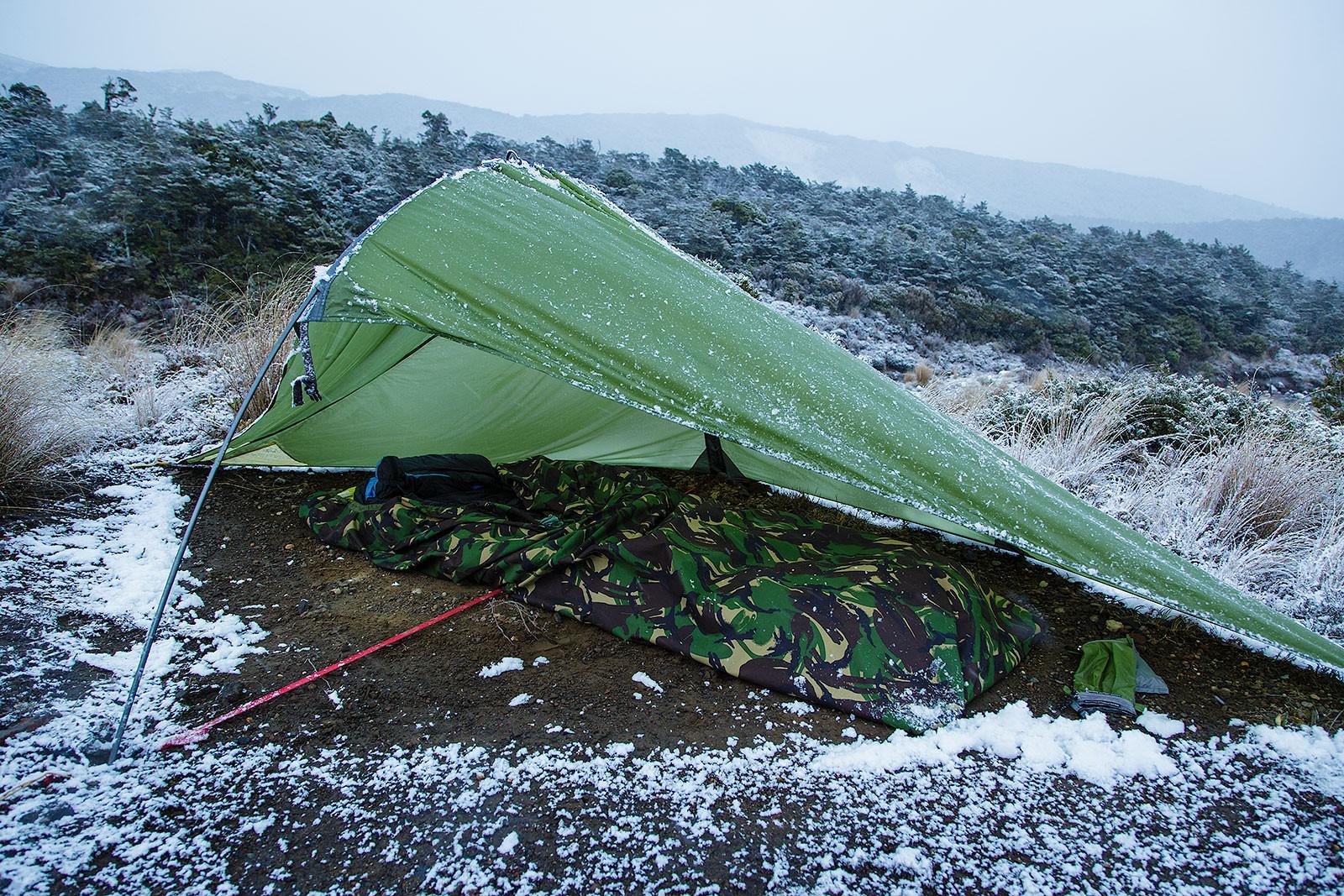 , Single Walled Tents / Flys / Tarp Tents