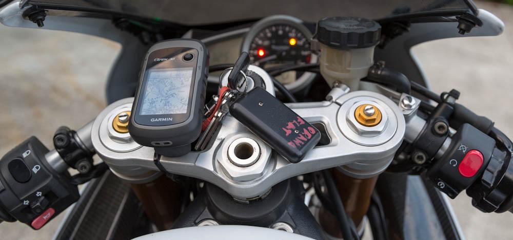 eTrex, GPS – The Garmin eTrex 30