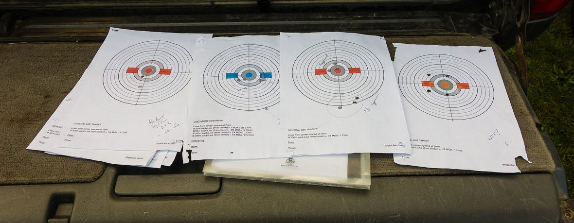 Evaluating your reloads – OCW Load Testing
