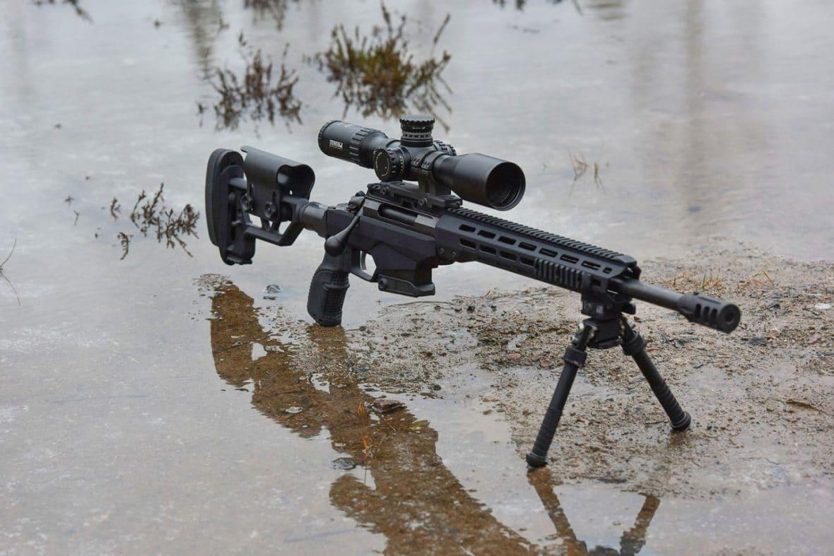 Adjusting the trigger on the Tikka TAC A1
