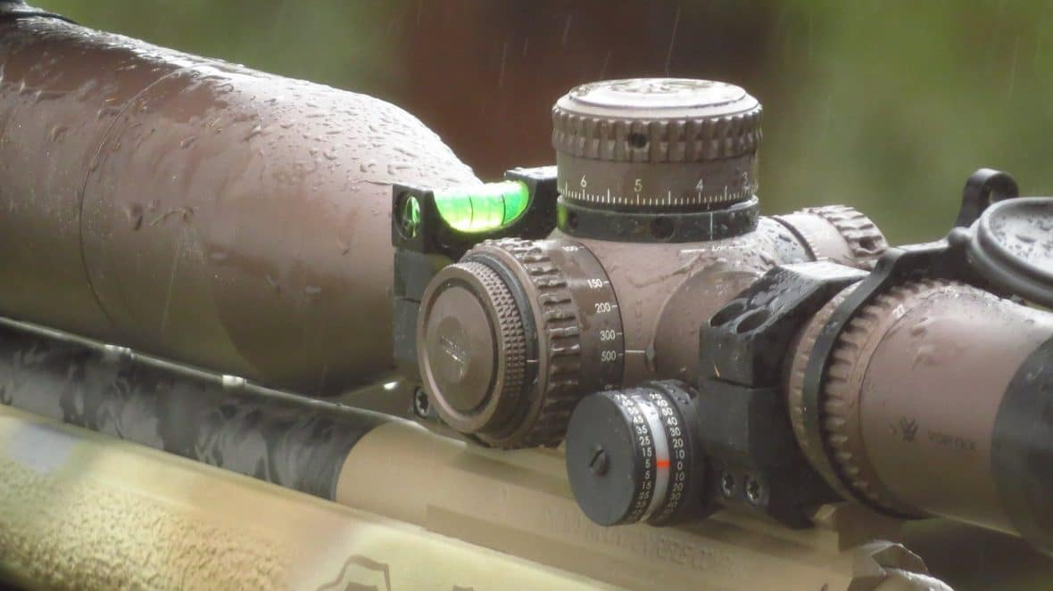 Rifle Scope 101 – choosing your first scope
