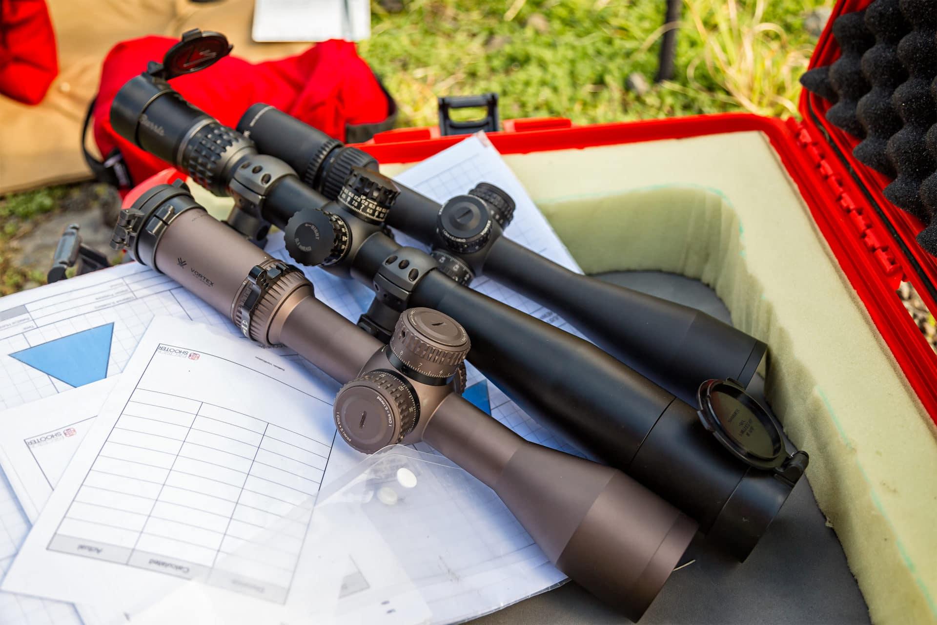 Vortex AMG, The Vortex Optics Razor HD AMG 6-24×50 Riflescope Review