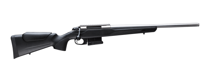 , The Crossover Rifles – a Tikka CTR and Bergara HMR