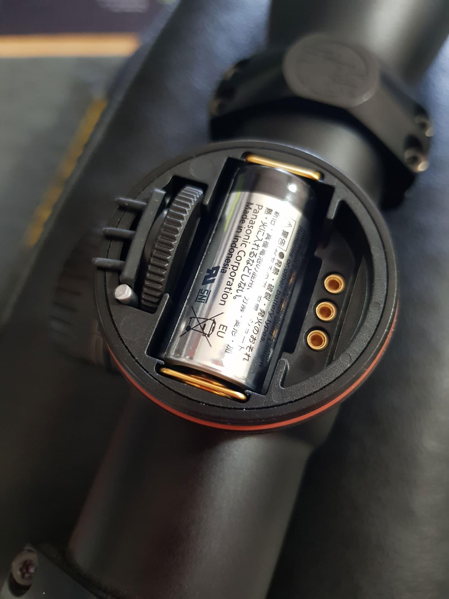 Swarovski dS, The Swarovski dS – Scope, rangefinder, ballistic solver.