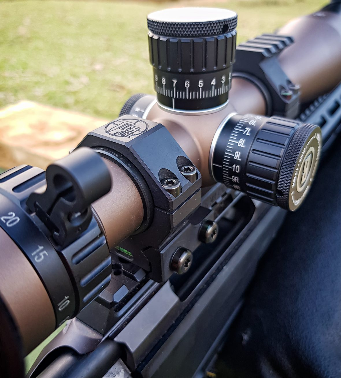 The Bushnell Forge – 4.5-27X50