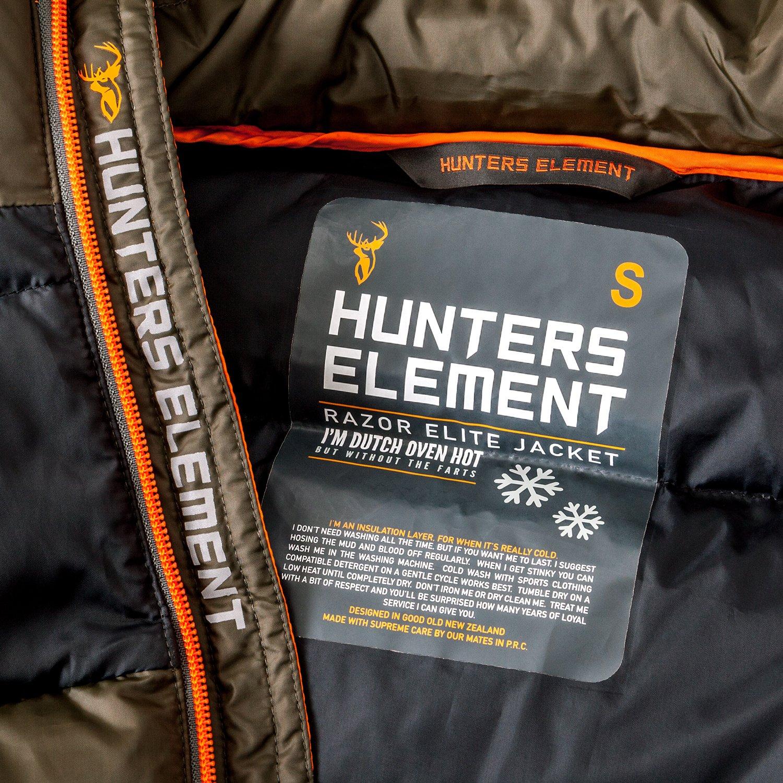 , Hunters Element