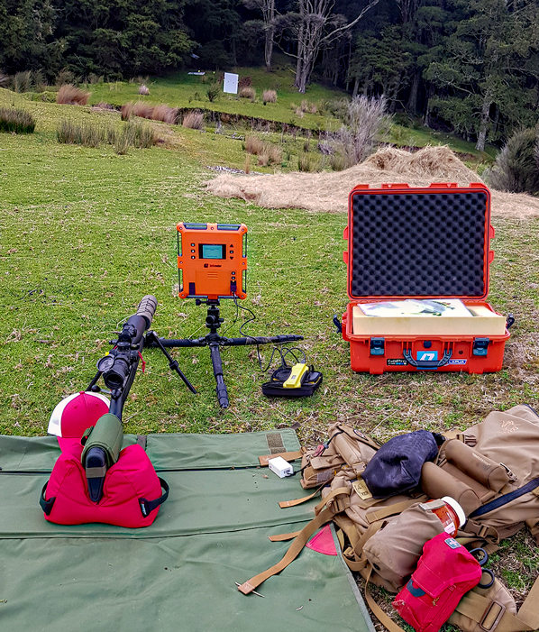 Setting up the Lithgow Arms LA101 22LR