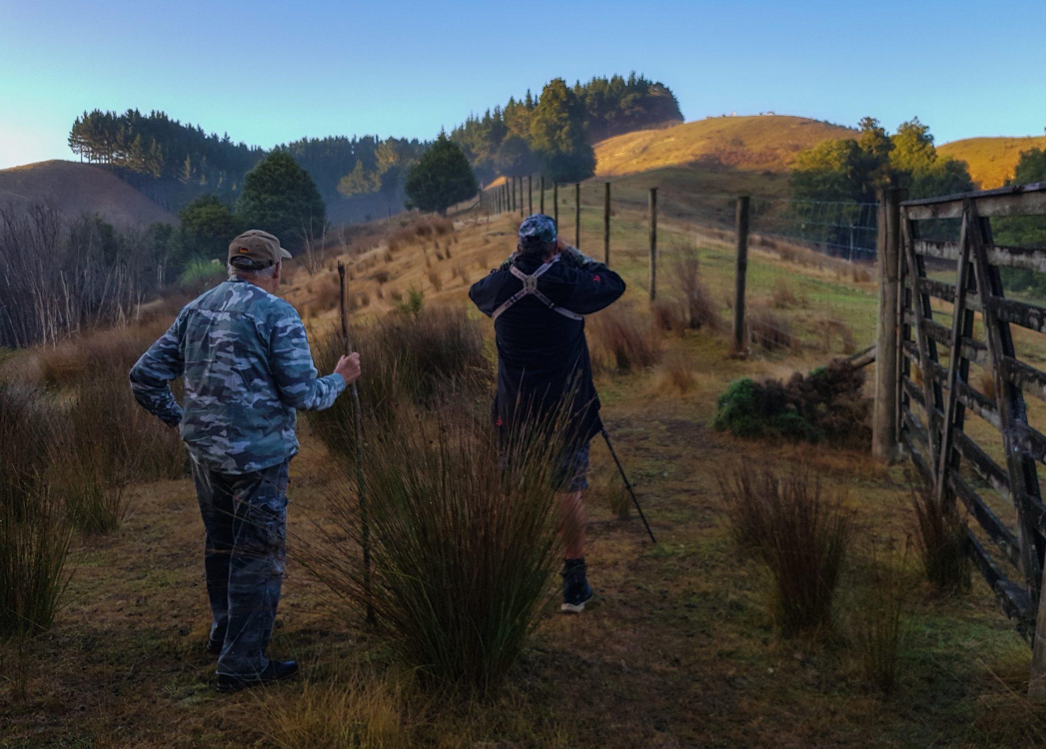 hunter training, Precision Hunter Course