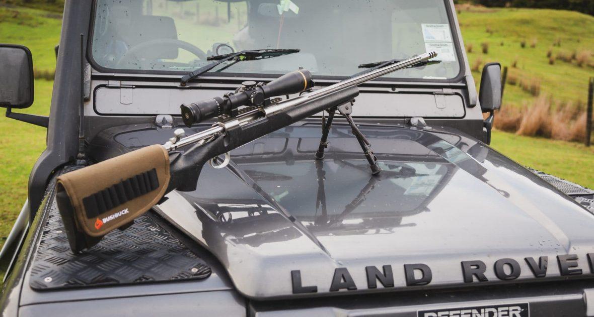 Remington Sendero 7mm Rem Mag