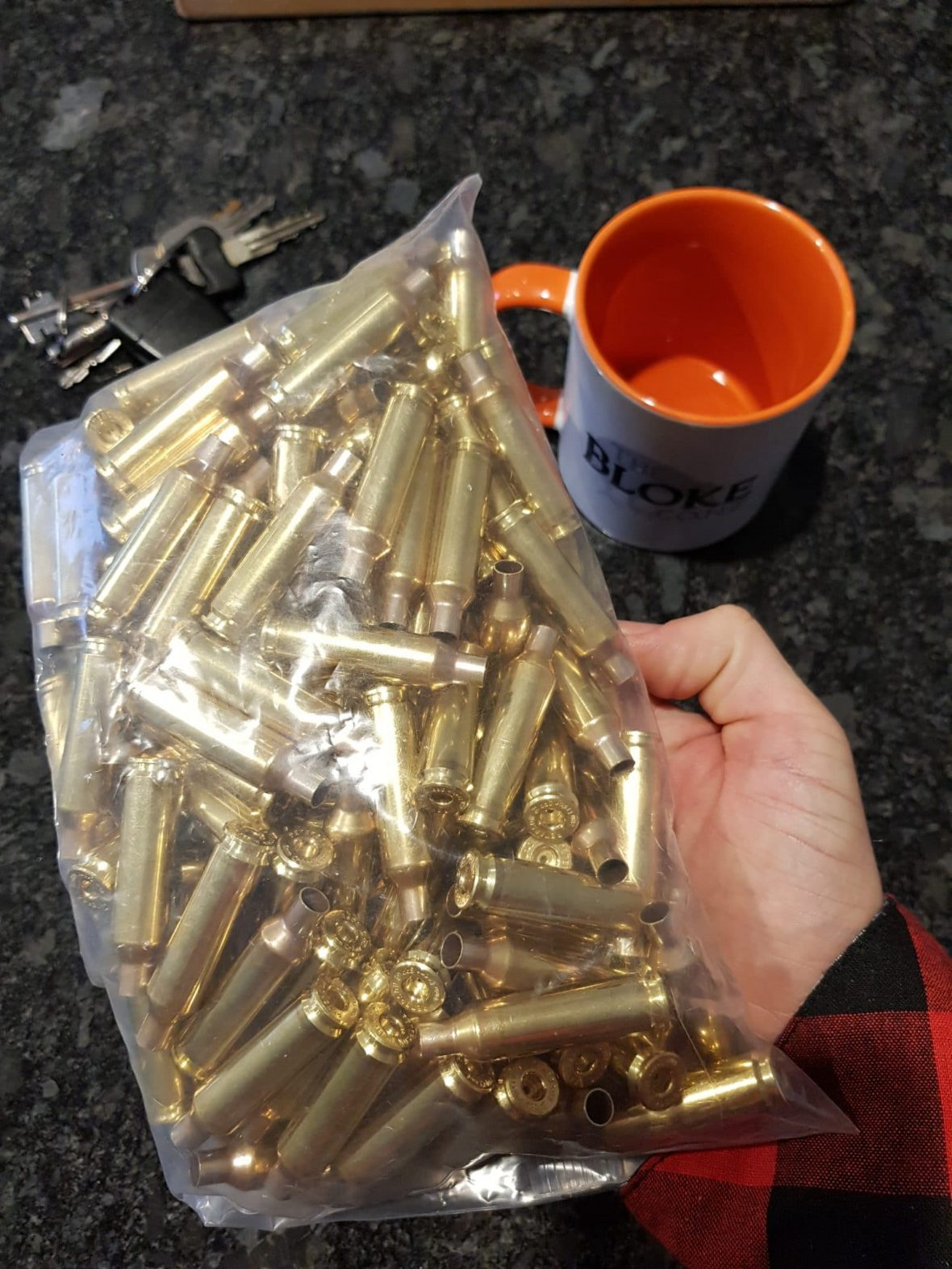6mm Creedmoor Small Primer Peterson Brass