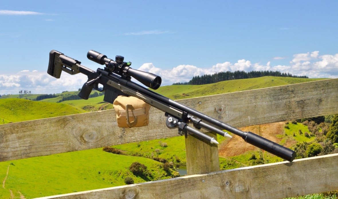 The Howa 1500 Short Action