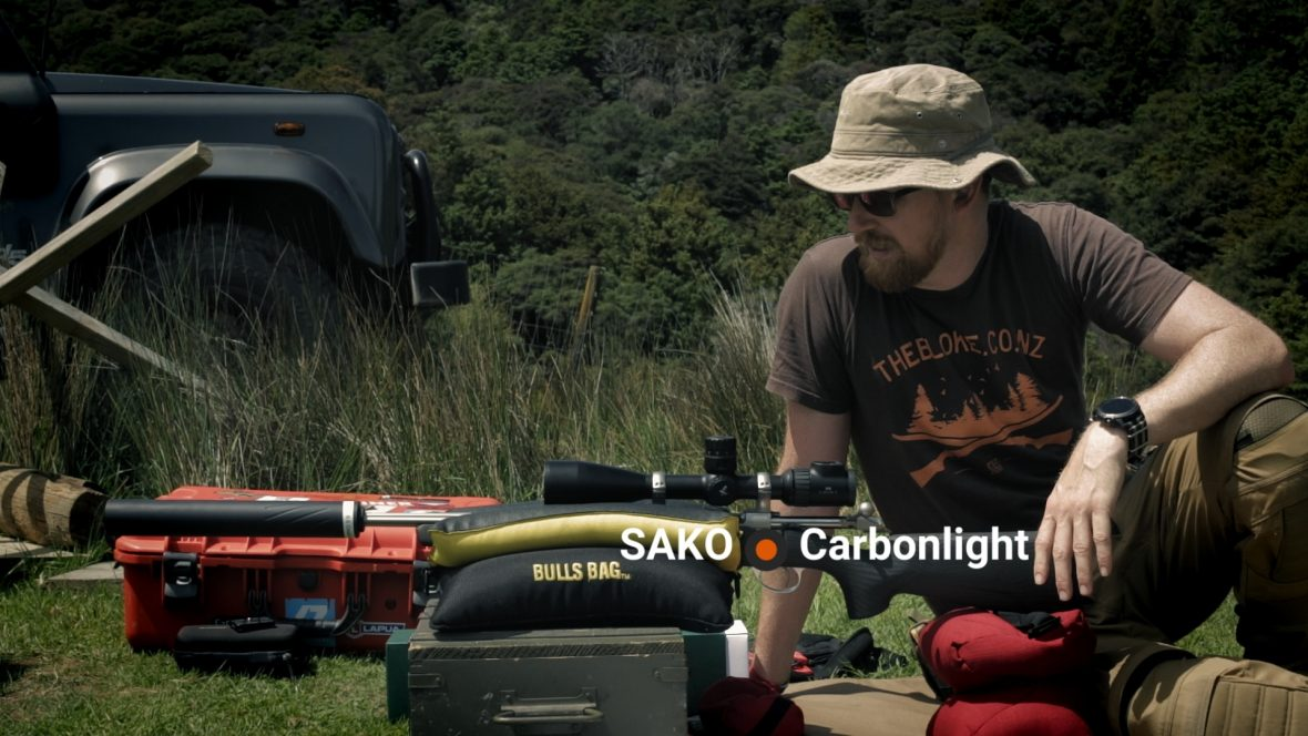 An overview of an awesome Sako Carbonlight / Swaro Scope setup…