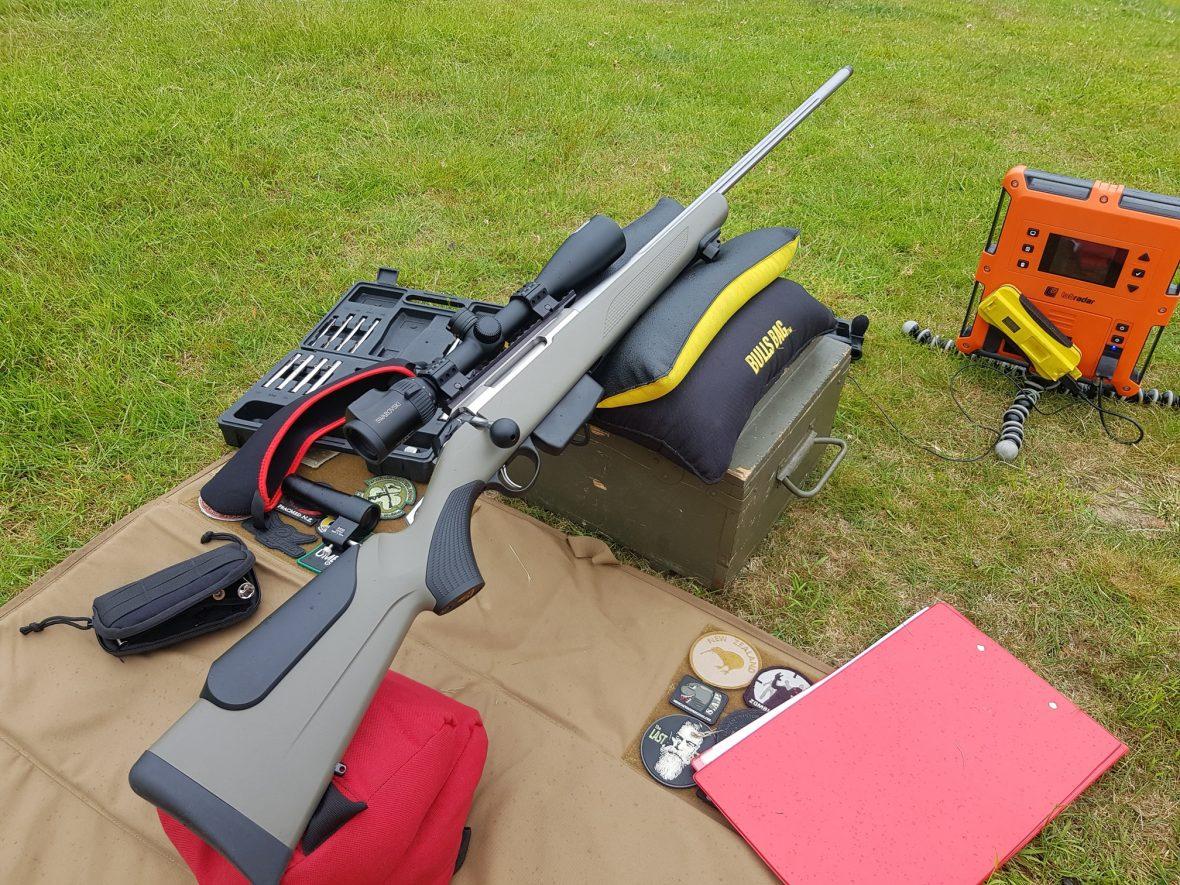 Tikka T3x Super Light Aspire Stainless Rifle