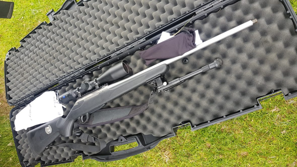Tikka T3X Light 308 – comparing factory and reloads…