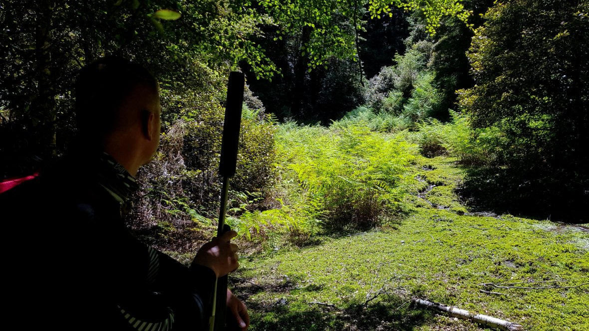 A quick sojourn out into the bush with a new hunter – I managed to get out for a hunt!
