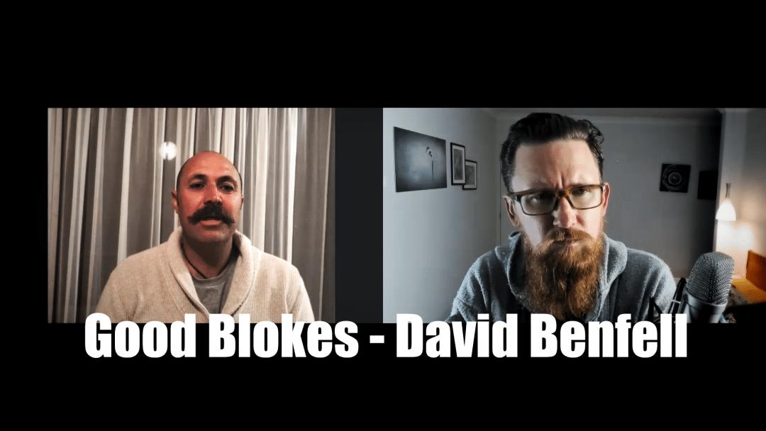 , Good Blokes – David Benfell from SSAANZ