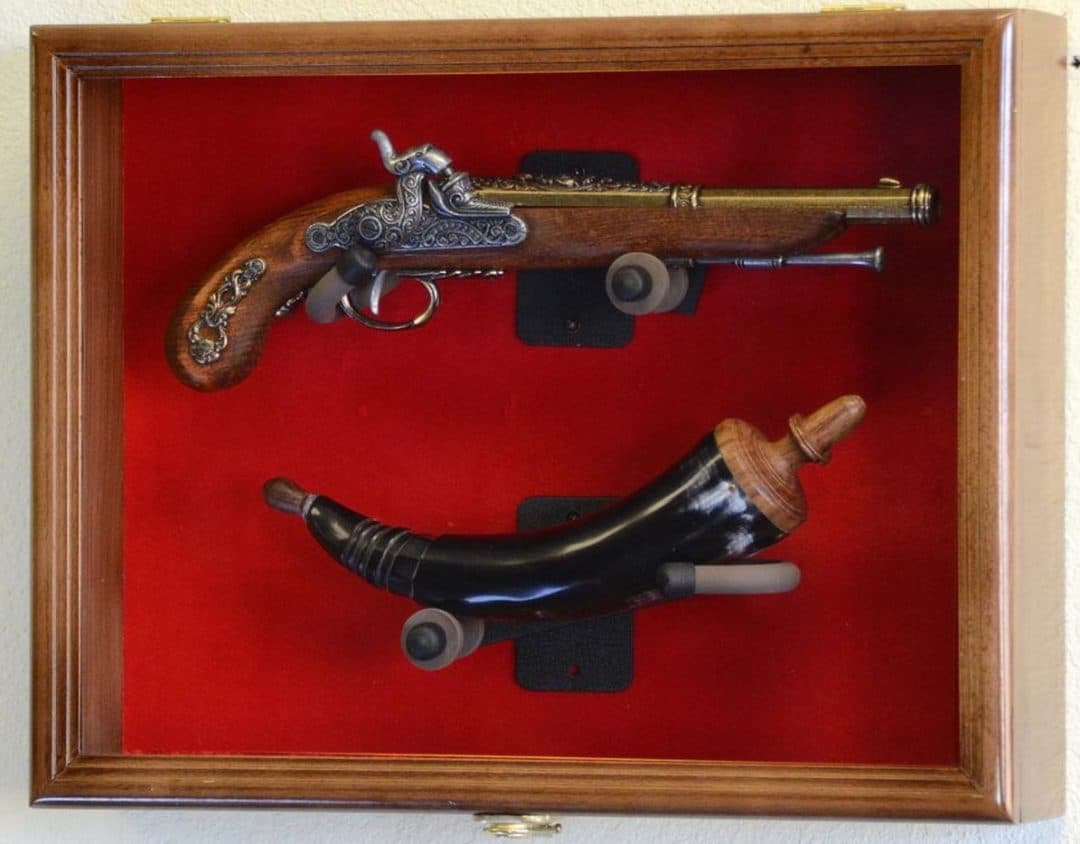 , Displaying Firearms – Heirlooms and Collectables